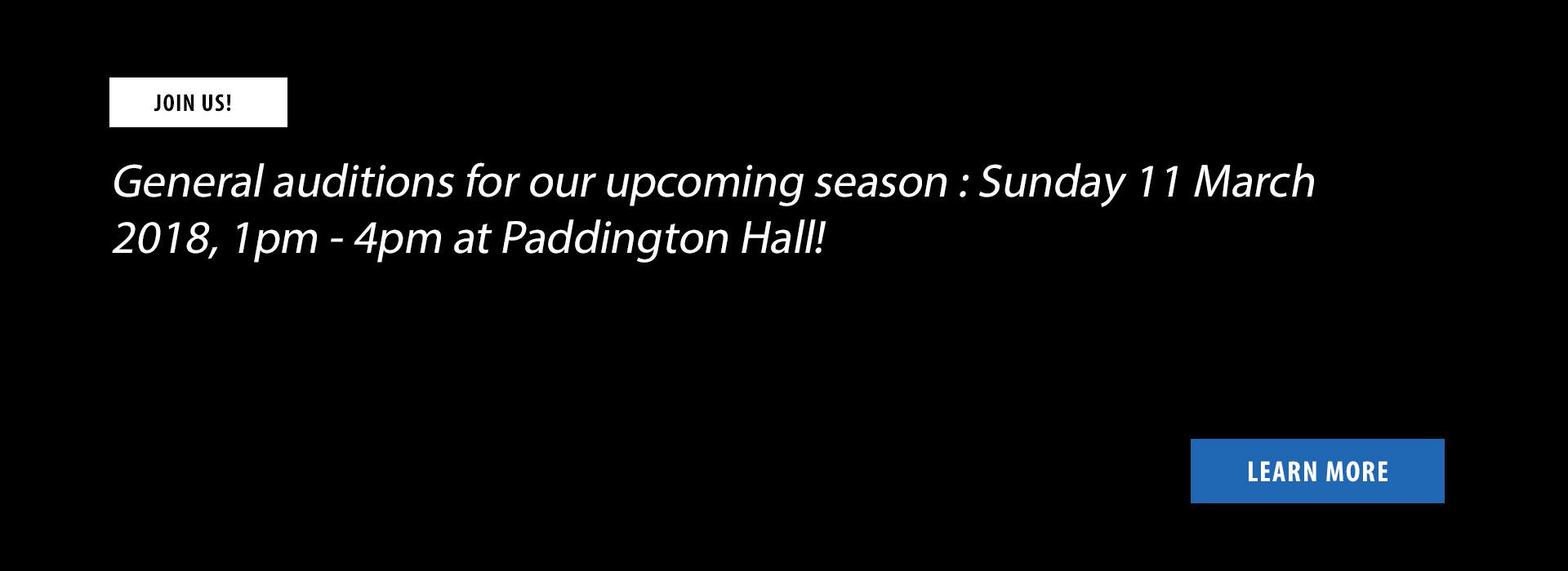 Season 2018 is coming…